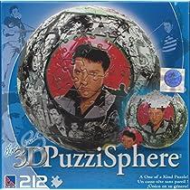 エルヴィス・プレスリー3d Puzzisphere 212ジグソーパズル