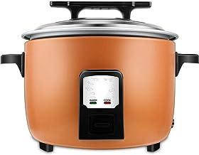 Rijstkoker commerciële grote capaciteit, Non-Stick Inner Pot, automatisch koken, eenvoudig te reinigen, Laat Rice Gezonde ...