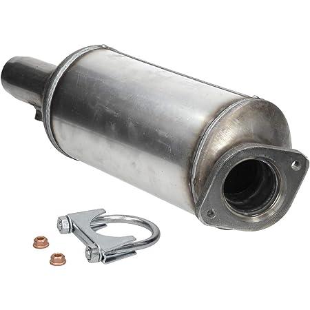 Ecd Germany Kat 154 Dieselpartikelfilter Dpf Ruß Partikelfilter Abgasanlage Mit Montagesatz Länge Mm 520 Auto
