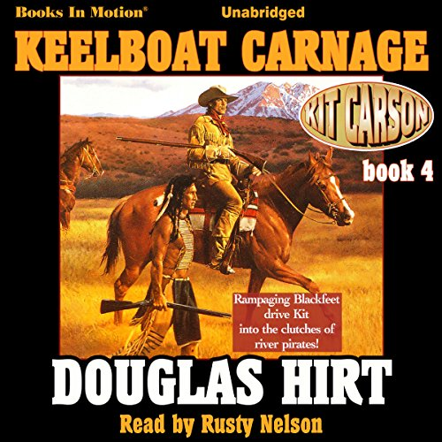 Couverture de Keelboat Carnage