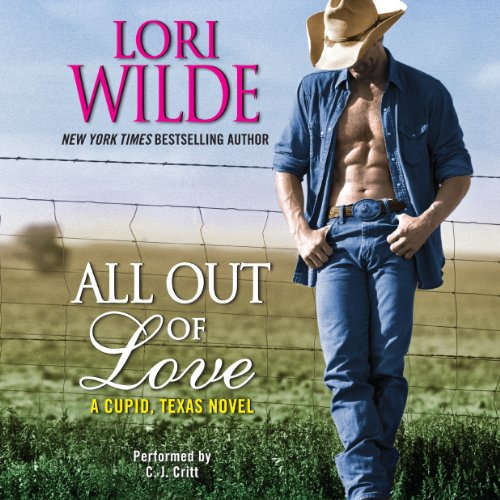 All Out of Love audiobook cover art
