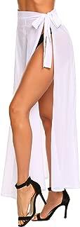 MAXMODA Women's Sarong Swimsuit Cover Up Summer Beach Wrap Skirt Bikini Cover-ups