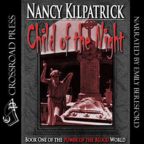Child of the Night audiobook cover art