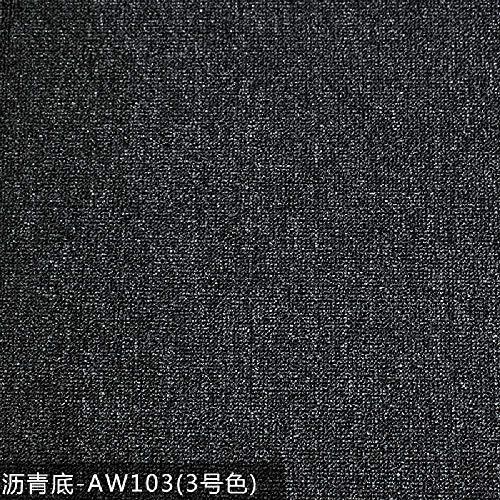 N/B Büroteppich, Schlafzimmer-Würfel Mit Brennendem Boden. 50 * 50cm/ piece/AW100-Nr. 3color