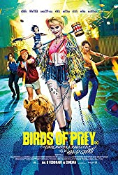 BIRDS OF PREY Action/ Adventure 109 min
