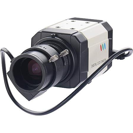 Vanxse CCTV Mini HD 1/3 CCD 960h Auto Iris 1000tvl 2.8-12mm Varifocal Lens Bullet Box Security Camera Surveillance Camera