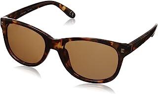 womens Sutton Sunglasses, Tortoise/Brown Pol, 51.5 mm US