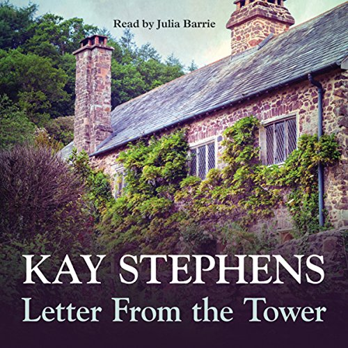 Letter from the Tower audiobook cover art
