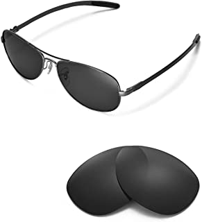 Walleva Replacement Lenses for Ray-Ban RB8301 59mm Sunglasses - Mulitple Options Available