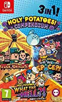 Holy Potatoes Compendium (Nintendo Switch) (輸入版)