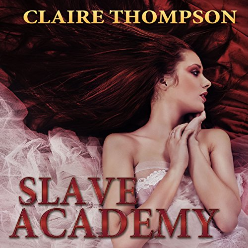 Slave Academy audiobook cover art