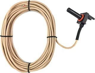 Molidan 7790 Temperature Sensor for RS Pool and Spa Control System, Compatible with Zodiac Jandy - 20Ft Cable
