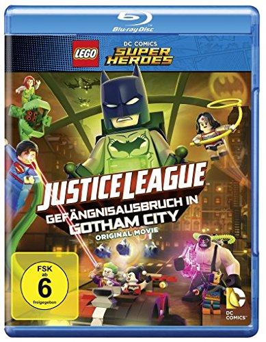 LEGO DC Super Heroes - Justice League - Gefängnisausbruch in Gotham City [Blu-ray]