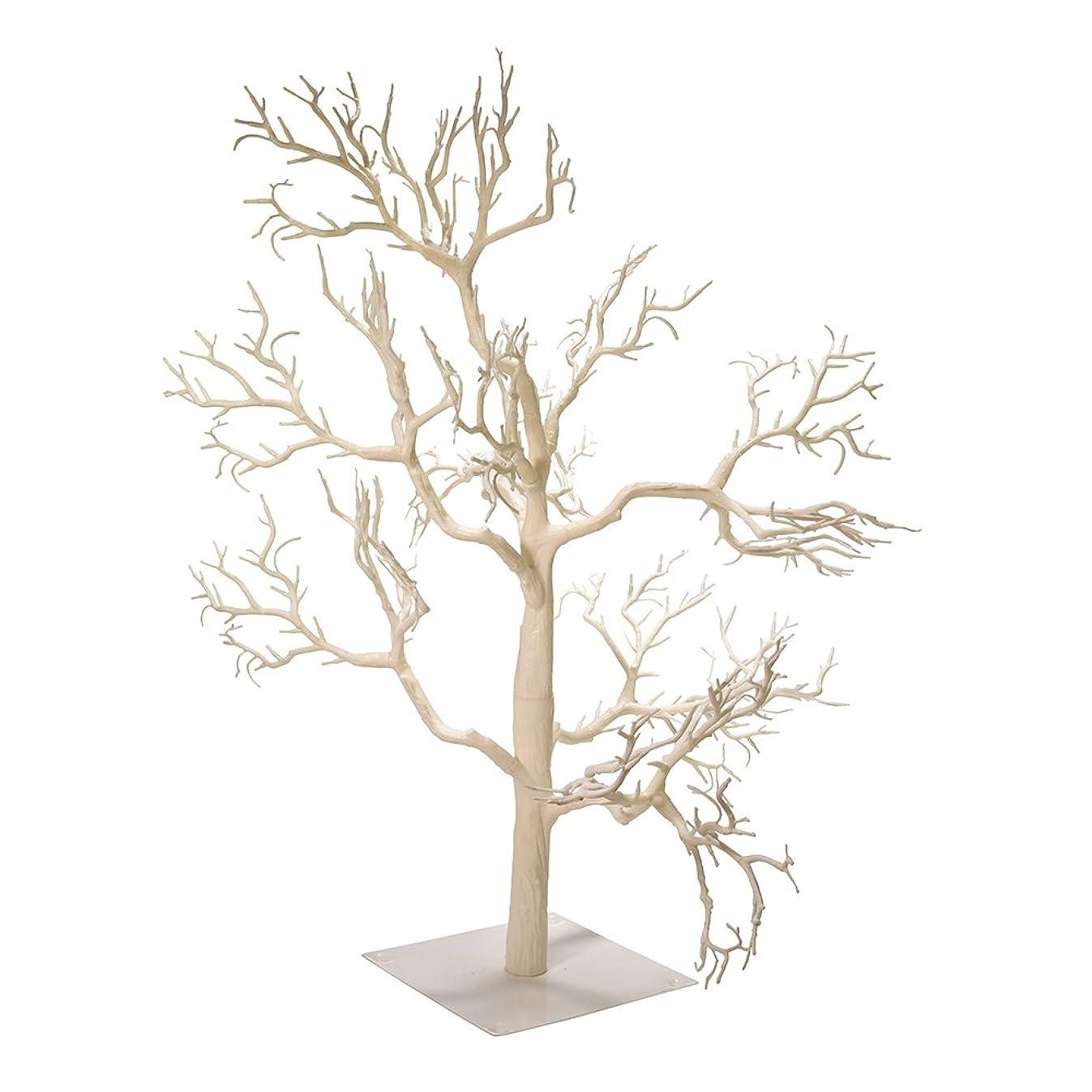 Kurt Adler Twig Tree, 32-Inch, White