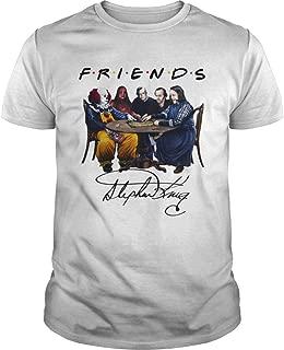 Stephen King Horror Friends shirt