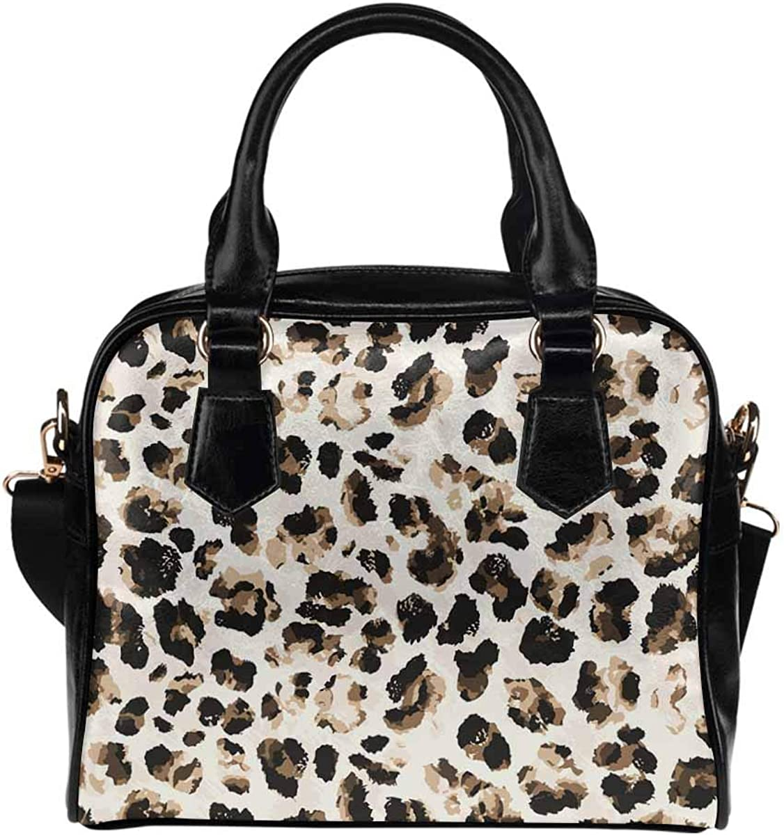 Watercolr Sea Turtles PU Leather Purse Handbags Shoulder Crossbody Bag for Women Girls