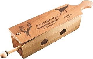 Harmon Scents - Humpin'Hen - Turkey Box Call - CCHTBC - Spring Gobbler -Turkey Call
