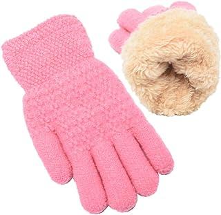 دستکش زمستانی FENELY برای دختران پسر - دستکشهای گرمایشی گرم بچه ها برای آب و هوای سرد