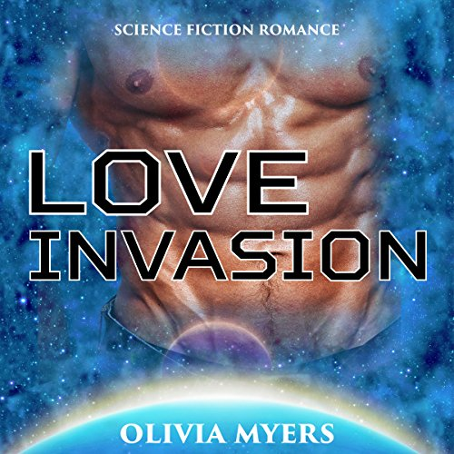 Love Invasion audiobook cover art