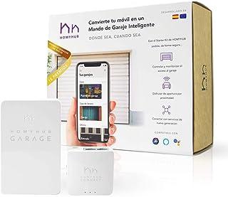 HOMYHUB Starter Kit | Mando a Distancia Garaje WiFi - Mucho más que Abrir Puerta de Garaje con tu Movil y Voz - Controla m...