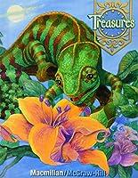 Treasures, a Reading/Language Arts Program, Level 4 Pupil Edition 2007 publication 0021920117 Book Cover