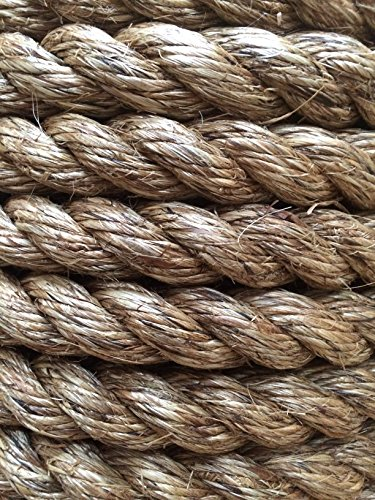 Best treated manila rope for 2021