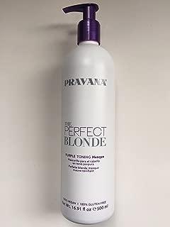 Pravana The Perfect Blonde Purple Toning Masque 16 Fl Oz