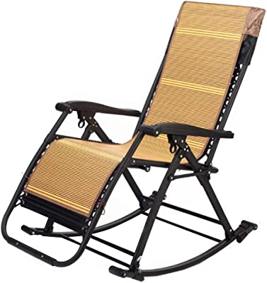Amazon Com Timber Ridge Rocking Chair Folding Padded