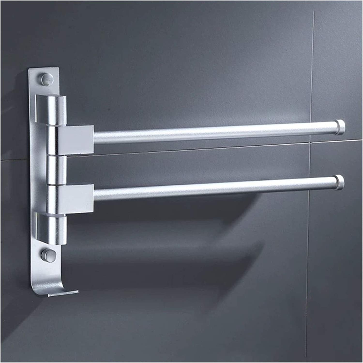 LiKin Towel Rack Swivel Bar Wall Max 75% OFF 304 Special price for a limited time SUS 5-Bar Mounted Tow