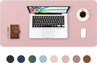 DOBAOJIA Tapis de Souris Grand Prolongé Mouse Pad Mat XL sous Main Bureau en Cuir Tapis de Portable Pad Écriture pour Bure...