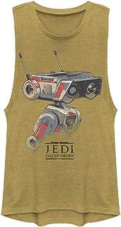 Star Wars Junior's Tank, Golden, XX-Large