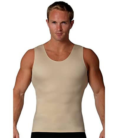 InstantRecoveryMD Compression Sleeveless Muscle Tank Top with 12 Side Zipper