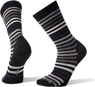Spruce Street Crew Socks - Men's Ultra Light Cushioned Merino Wool Performance Socks