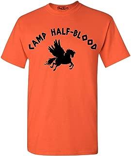 Shop4Ever Camp Half Blood T-Shirt