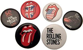 Rolling Stones The Pack de chapas