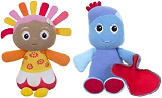 In the Night Garden Softie Soft Plush Toy - 25cm TALKING IGGLE PIGGLE & UPSY DAISY
