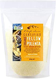 Chef's Choice Organic Polenta, 500 g