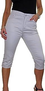 ICE Jeans Capri con Elasticità e Lucentezza 42-52