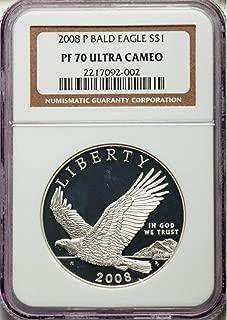 silver eagle pf70 ultra cameo