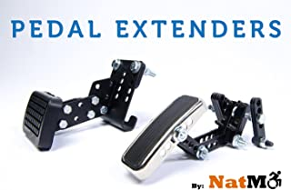Best clutch pedal extenders Reviews