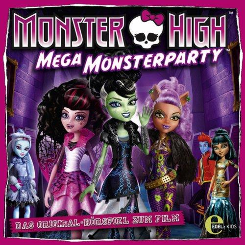 Mega Monsterparty (Monster High 1) Titelbild