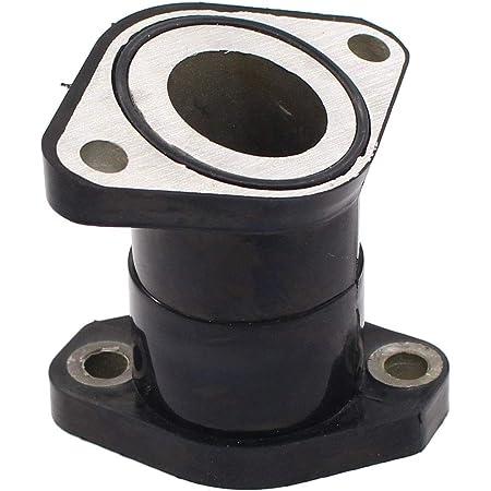 Carburetor Intake Manifold Carb Flange Boot Joint for Yamaha YFM350U Big Bear 350 2WD YFM350ER MOTO-4 YFM400 Kodiak 400 4WD