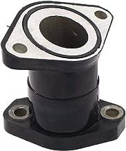 MOTOKU Carburetor Intake Manifold Carb Flange Boot Joint for Yamaha Kodiak 400 Moto 4 Big Bear 350ATV