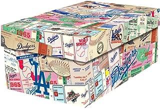 That's My Ticket MLB Unisex Souvenir Gift Box/Photo Box