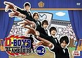 D-BOYS BE AMBITIOUS Vol.2[UMBC-6003/4][DVD]
