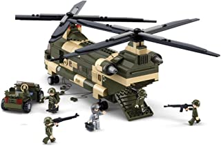 Best lego military helicopter Reviews