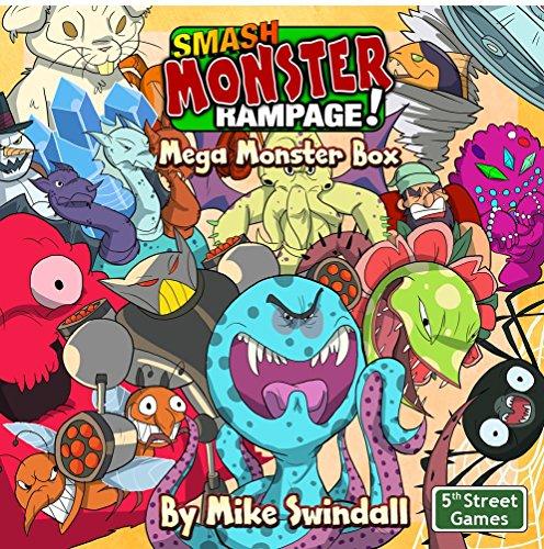 Smash Monster Rampage! Mega Monster Box