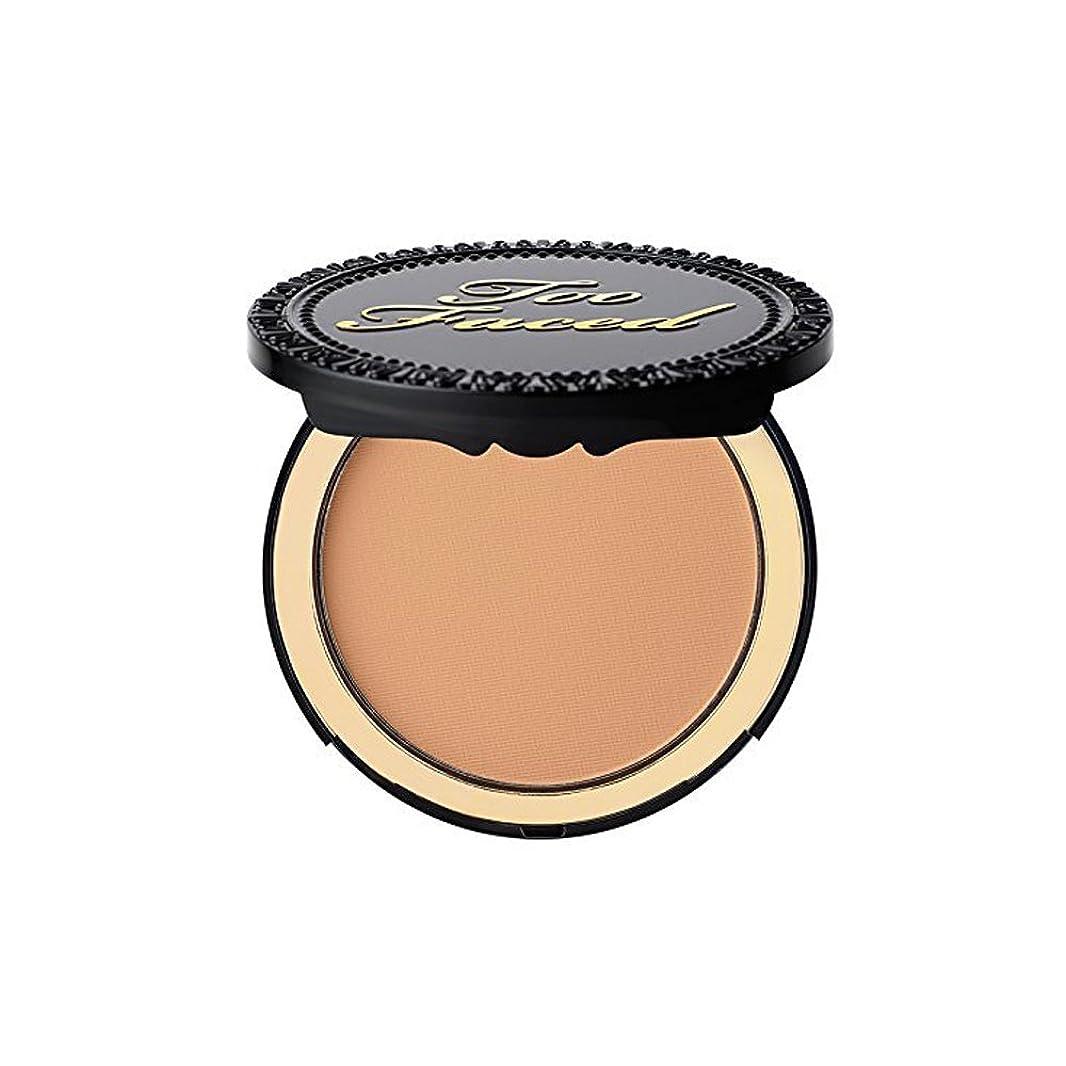 傾斜狂うとても多くのToo Faced Cocoa Powder Foundation Medium Tan (並行輸入品)
