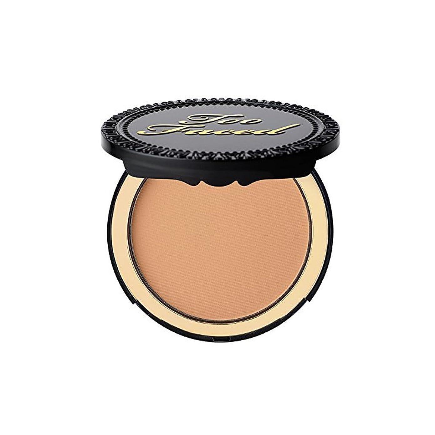 局ストラトフォードオンエイボン自我Too Faced Cocoa Powder Foundation Medium Tan (並行輸入品)