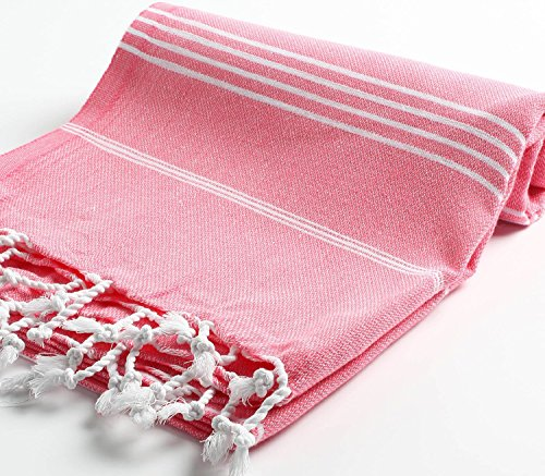 Toalla playa - toalla de baño pestemal, 100x180cm, 100% algodón Oeko-TEX® 100